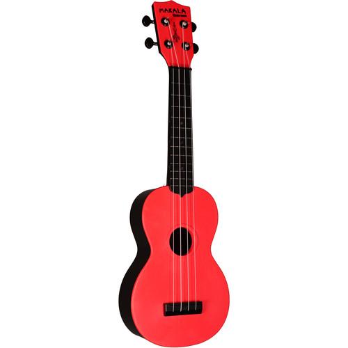 MAKALA MK-SWB/RD Waterman Soprano Ukulele (Tomato Red)