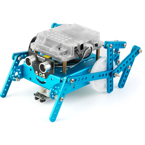 Makeblock Add-on Pack: Six-Legged Robot Add-on Pack for mBot