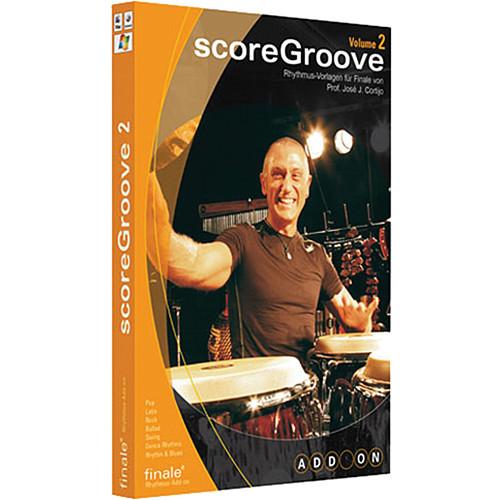 MakeMusic scoreGroove Volume 2