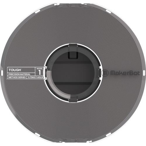 MakerBot 1.75mm Tough Precision Filament (Slate Gray)