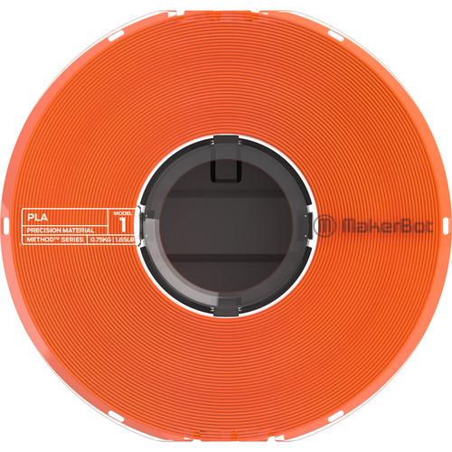 MakerBot 1.75mm PLA Precision Filament (True Orange)