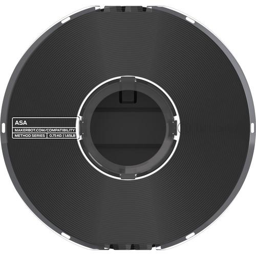 MakerBot METHOD X ASA Filament (Black)