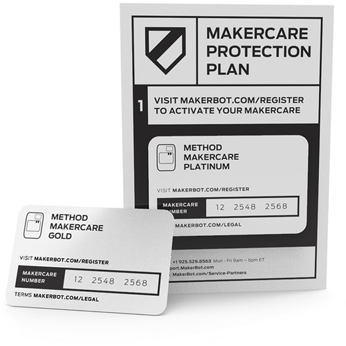 MakerBot MakerCare Gold Protection Plan (2-Year)