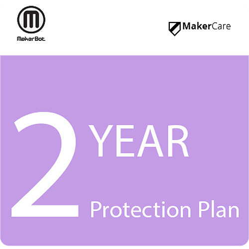 MakerBot Makercare Gold for Sketch - 2 Year