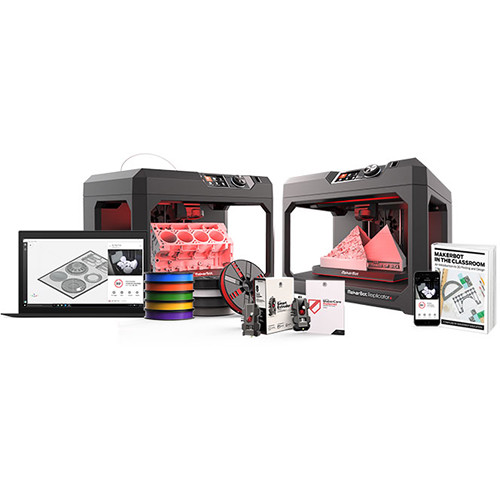 MakerBot Education Bundle with 2-Year MakerCare Preferred Protection Plan