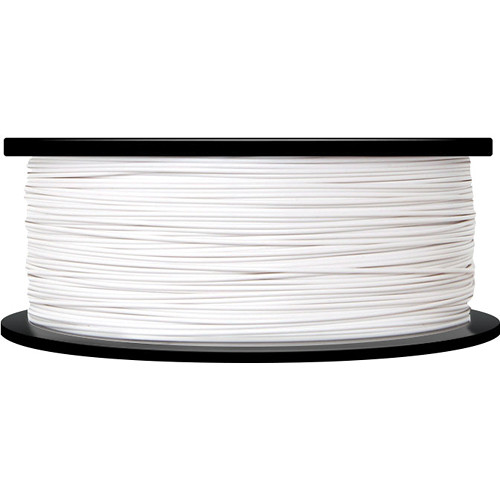 MakerBot 1.75mm ABS Filament (1kg, True White)