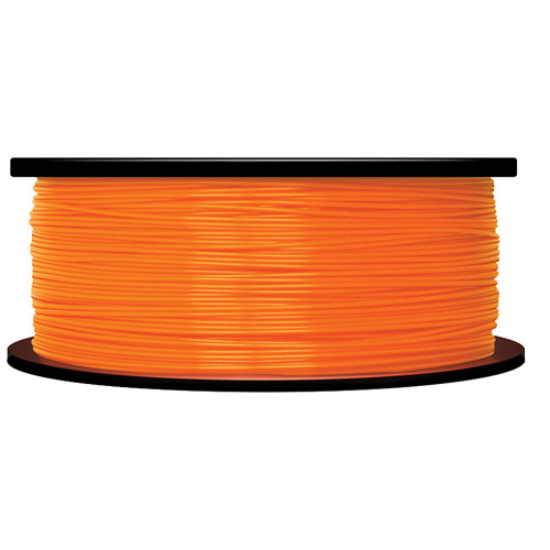 MakerBot 1.75mm PLA Filament (1 kg, Neon Orange)