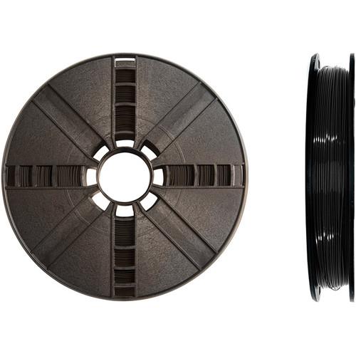 MakerBot 1.75mm PLA Filament (Large Spool, 2 lb, True Black)