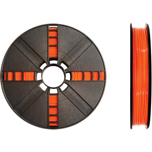 MakerBot 1.75mm PLA Filament (Large Spool, 2 lb, True Orange)