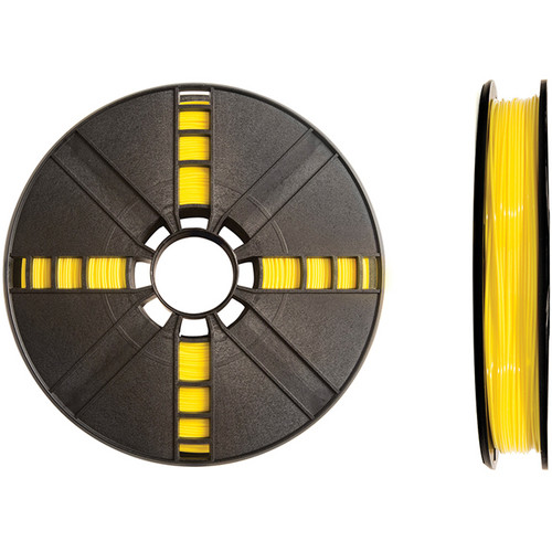 MakerBot 1.75mm PLA Filament (Large Spool, 2 lb, True Yellow)