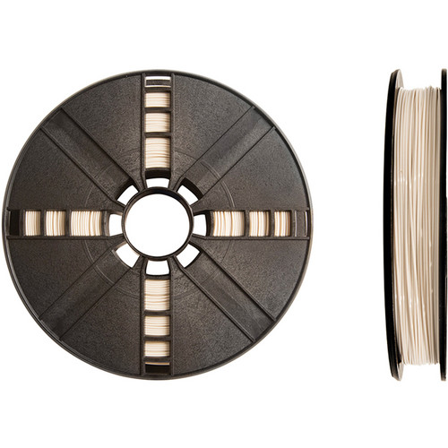 MakerBot 1.75mm PLA Filament (Large Spool, 2 lb, Warm Gray)