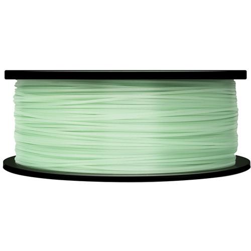MakerBot 1.75mm PLA Filament (Small Spool, 0.5 lb, Glow-in-the-Dark)