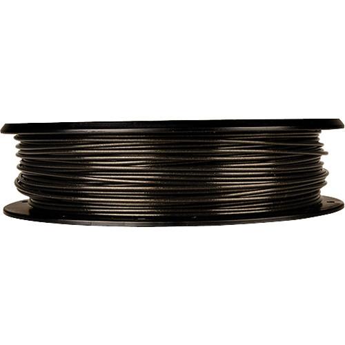MakerBot 1.75mm PLA Filament (Small Spool, 0.5 lb, Sparkly Black)