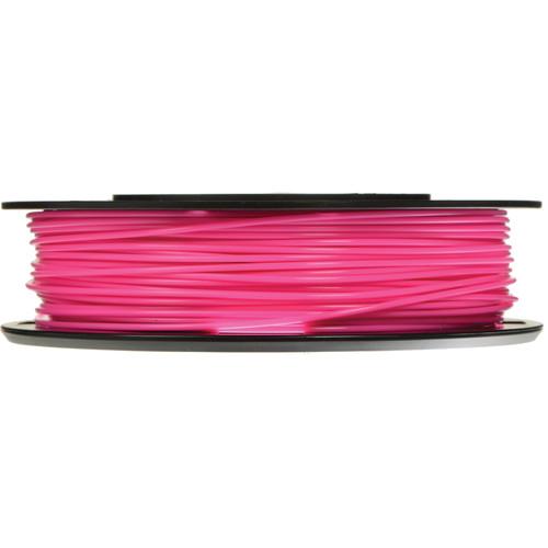 MakerBot 1.75mm PLA Filament (Small Spool, 0.5 lb, Neon Pink)