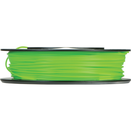 MakerBot 1.75mm PLA Filament (Small Spool, 0.5 lb, Neon Green)