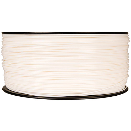 MakerBot 1.75mm PLA Filament XL Spool (5 lb, True White)