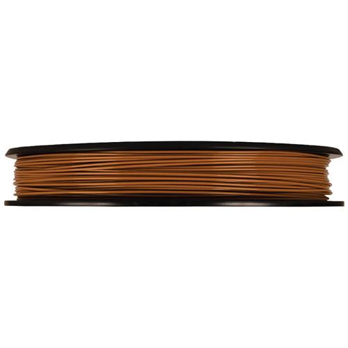 MakerBot 1.75mm PLA Filament (Small Spool, 0.5 lb, True Brown)