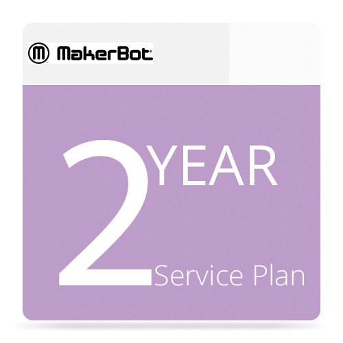MakerBot 2-Year MakerCare Service Plan for MakerBot Digitizer Desktop 3D Scanner