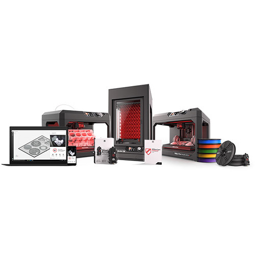 MakerBot Professional Bundle with 2-Year MakerCare Preferred Protection Plan