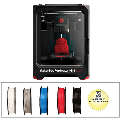 MakerBot Replicator Mini 3D Printing Kit