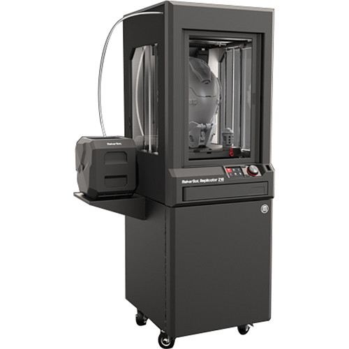MakerBot Replicator Z18 3D Printer Kit with MakerBot Cart & Filament Case