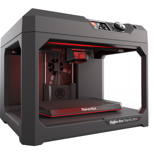 MakerBot Replicator+ Starter Pack with 3yr Makercare