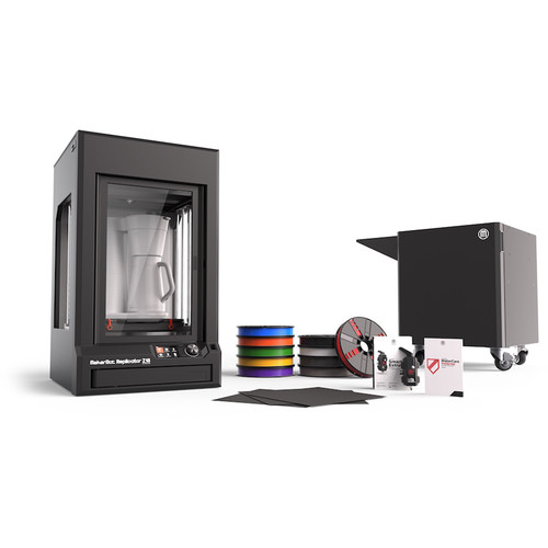 MakerBot Z18 Essentials Pack with 2 Year Makercare Protection Plan