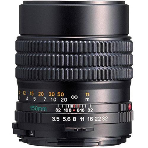 Mamiya Telephoto 150mm f/3.5 N Manual Focus Lens for 645