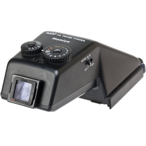 Mamiya AE Prism Finder II (Auto Exposure) for RZ67