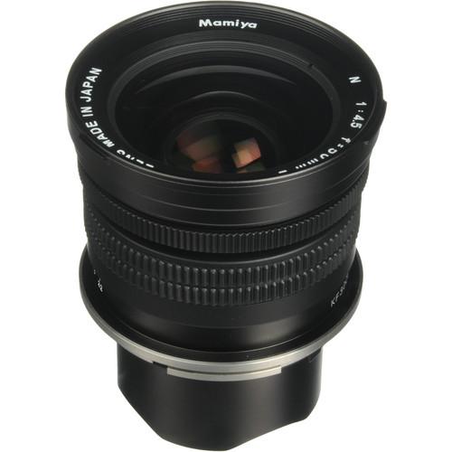 Mamiya 50mm f/4.5 for Mamiya 7