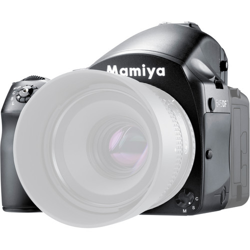 Mamiya 645DF+ Medium Format DSLR Camera (Body Only)