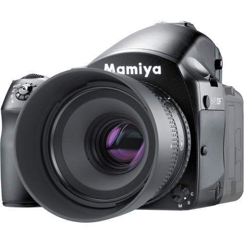 Mamiya 645DF+ Medium Format DSLR Camera Kit with 80mm f/2.8 LS D Lens