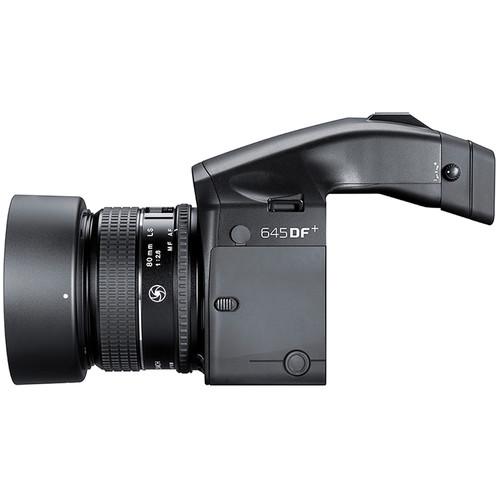Mamiya 645DF+ Medium Format DSLR Camera with 80mm f/2.8 LS Lens