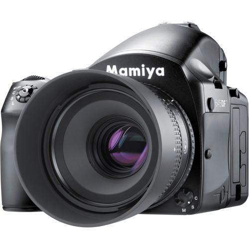 Mamiya Leaf Credo 50 Digital Back Kit with 645DF+ Medium Format DSLR, 80mm f/2.8 LS AF Lens and Gold Package Warranty