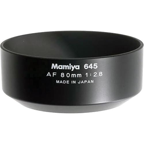 Mamiya Lens Hood for Sekor AF 80mm f/2.8 D Lens