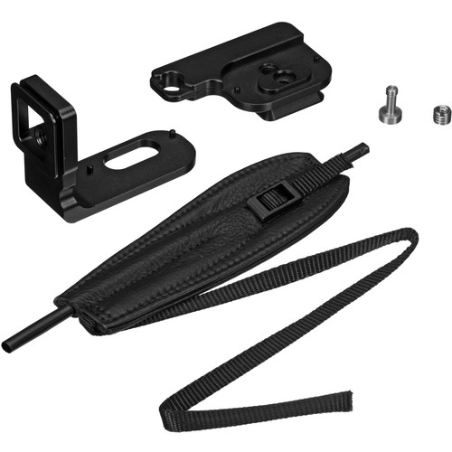 Mamiya L-Bracket with Handstrap for Mamiya 645DF+/645DF Cameras