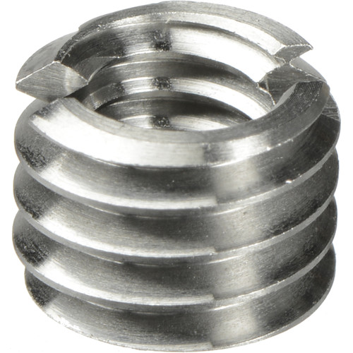 "Mamiya 3/8"" to 1/4"" Bushing for Mamiya Camera Tripod Mount"