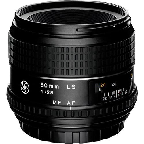 Mamiya Leaf Schneider Kreuznach 80mm f/2.8 LS AF Lens
