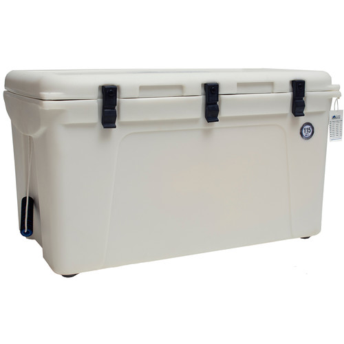 Mammoth Coolers Discovery Series 104.7 Quart MD115W Cooler (White)
