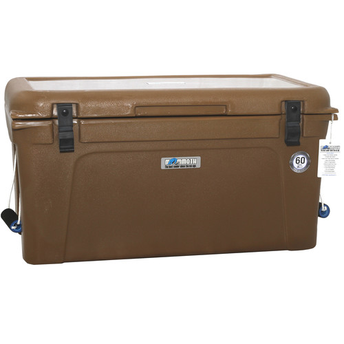 Mammoth Coolers Discovery Series 48.4 Quart MD60T Cooler (Tan)