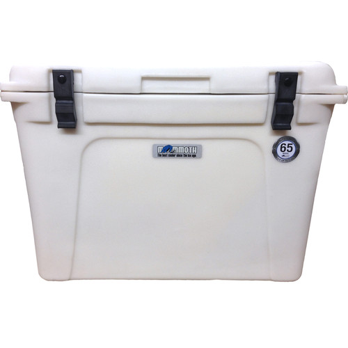 Mammoth Coolers Discovery Series 65.1 Quart MD65W Cooler (White)