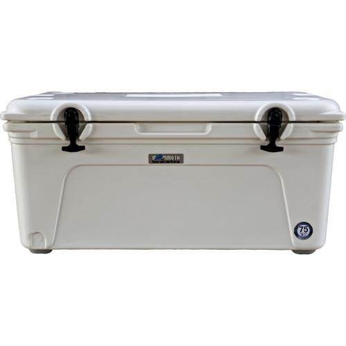 Mammoth Coolers 83 Quart Titan Series MT75W Cooler (White)