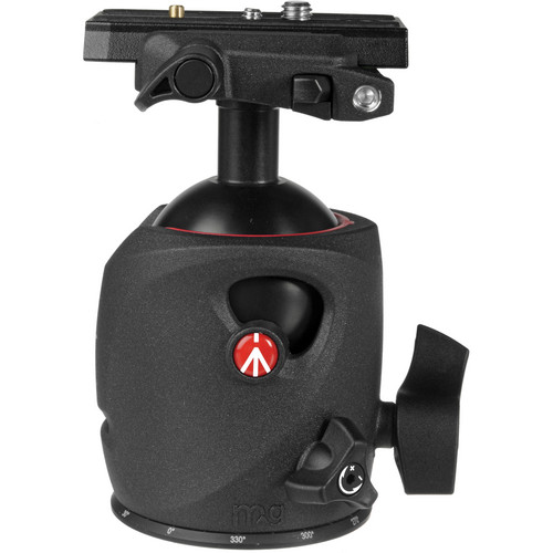 Manfrotto MH057M0-Q5 Magnesium Ball Head with Q5 Quick Release Kit