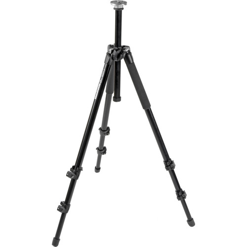 Manfrotto 294 Aluminum 3 Section Tripod with 327RC2 Grip Ball Head Kit