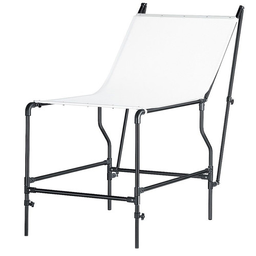 Manfrotto Mini Still Life Shooting Table Frame (Black)