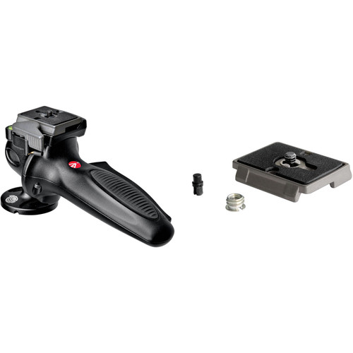 Manfrotto 327RC2 Ball Head Kit with 200PL-14 and 200PL Quick Release Plates