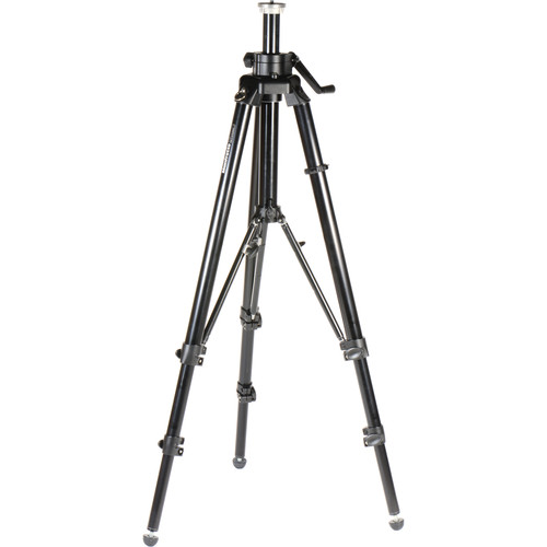Manfrotto 475B Pro Geared Tripod with Geared Column & XPRO Geared 3-Way Pan/Tilt Head Kit