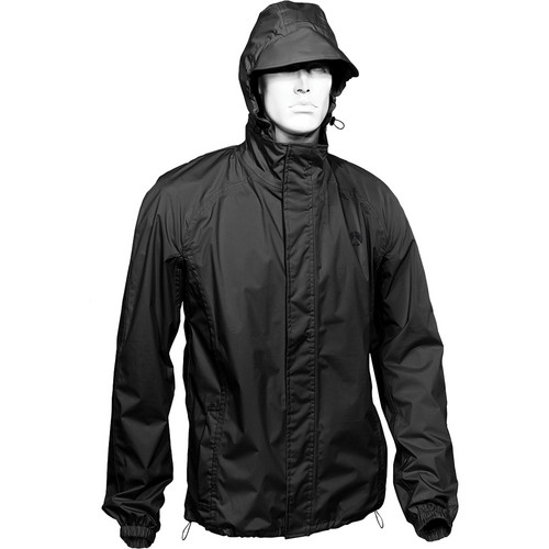 Manfrotto MA LAJ050M-LBB Pro Air Jacket for Men (L, Black)
