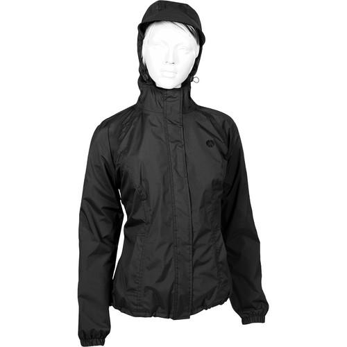 Manfrotto MA LAJ050W-XLBB Pro Air Jacket for Woman (XL, Black)