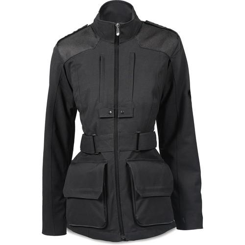 Manfrotto Women's Lino Field Jacket (Medium, Black)